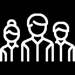 White Group Icon
