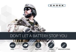 Cadex for defense