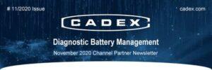 Cadex News